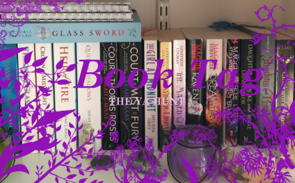 ya hunt book tag